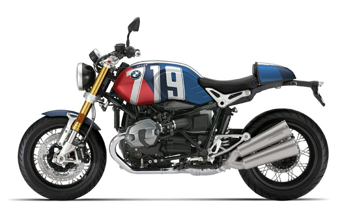 BMW R nineT technical specifications